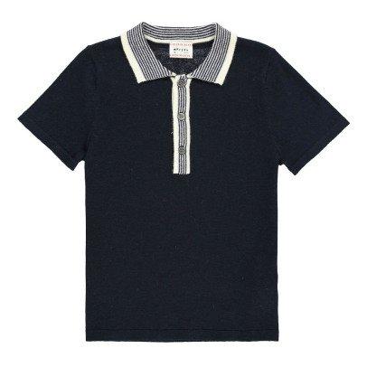 Morley Polohemd aus Baumwolle und Kaschmir Frodo -listing