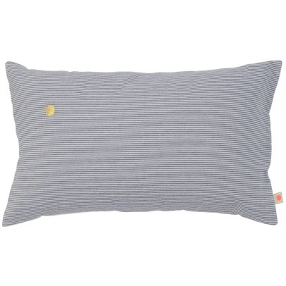 La cerise sur le gâteau Finette Cotton Cushion with Removable Cover-listing