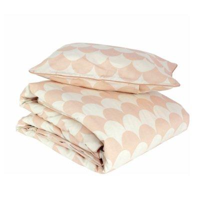 Nobodinoz Juego de cama Toronto escamas en algodón-listing