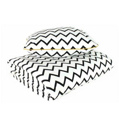 Nobodinoz Toronto Zig Zag Cotton Bed Set-product