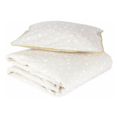 Nobodinoz Juego de cama Toronto estrellas de algodón-listing