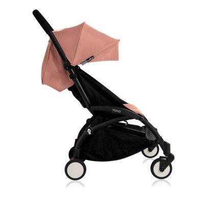 Babyzen Kinderwagen komplett new Yoyo+ Junior 6 Monate-5 Jahre, Gestell schwarz-listing