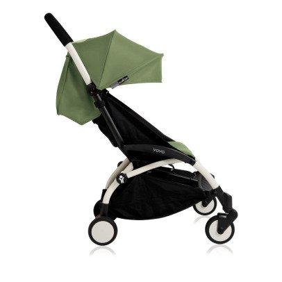 Babyzen Carrozzina completa new Yoyo+ junior 6 mesi-5 anni, telaio bianco-listing