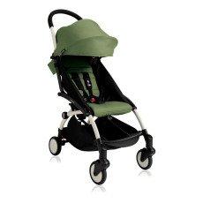Babyzen Kinderwagen komplett new Yoyo+ Junior 6 Monate-5 Jahre, Gestell weiß-listing
