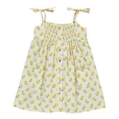 Omibia Anitta Organic Cotton Buttoned Dress-listing