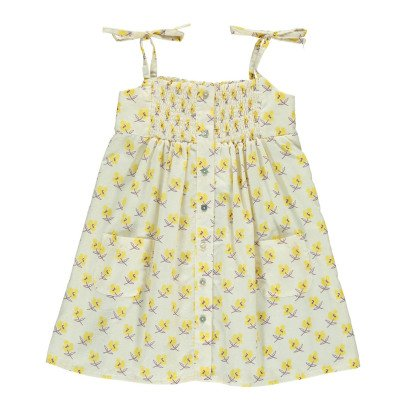 Omibia Kleid aus Bio-Baumwolle Anitta -listing