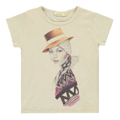 Soft Gallery Flanelette T-Shirt-listing