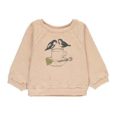 Louis Louise James Bird Sweatshirt -listing
