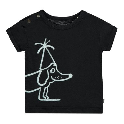 Imps & Elfs T-Shirt Chien in cotone bio-listing