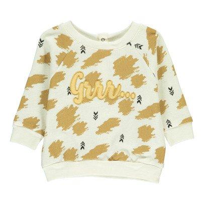 "Blune Kids Sweatshirt ""Grrr…""-listing"
