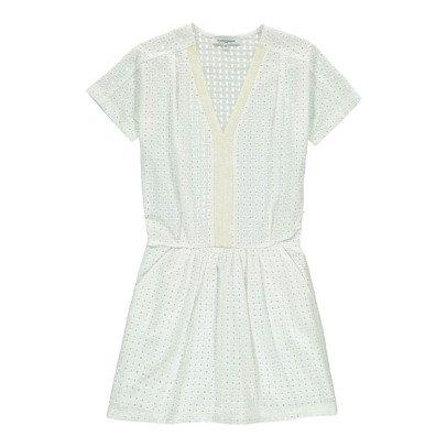 La Petite Française Vestido Bordados ingleses Mañana-listing