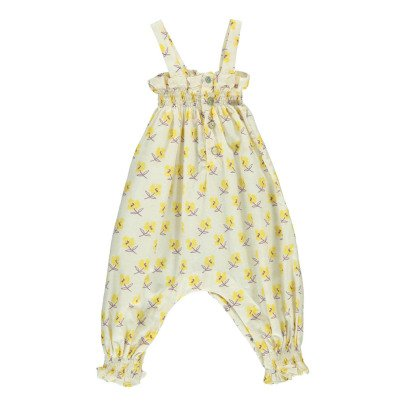 Omibia Siena Floral Organic Cotton Jumpsuit-listing