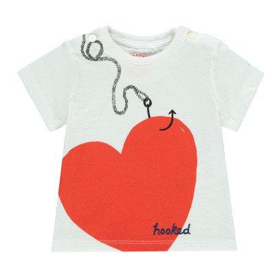Burberry Camiseta Love Hooked-listing
