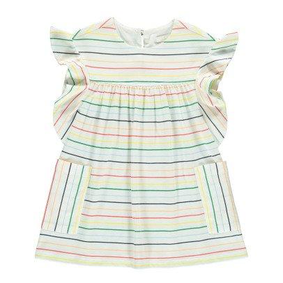 Chloé Vestito Righe-listing
