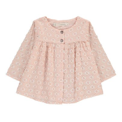 1+ IN THE FAMILY Lucia Spot Panel Blouse-product