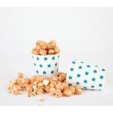 My Little Day Gobelets en carton étoiles bleues - Lot de 8-listing