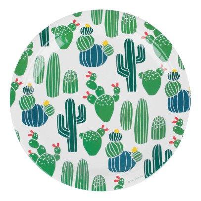 My Little Day Platos de cartón cactus - Lote de 8-listing