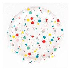 product-My Little Day Pappteller- Luftblasen-8 Stück
