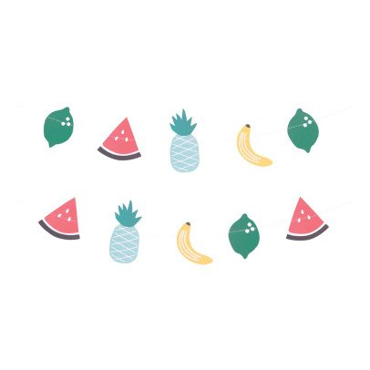 My Little Day Guirlande en papier Fruits-listing