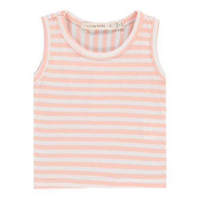 1+ IN THE FAMILY Hector Striped Vest Top-listing