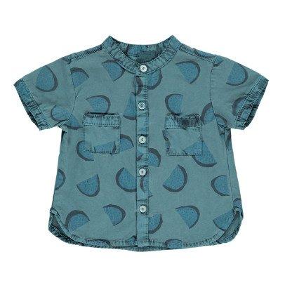 Buho Baby Gabriel Papaya Shirt-product