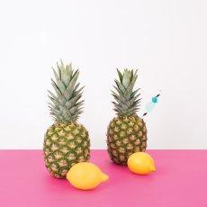 My Little Day Pailles en papier Fruits - Lot de 12-listing