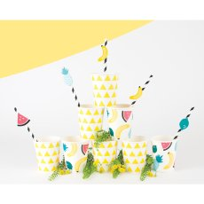 My Little Day Fruit Paper Cups - Set of 8-listing
