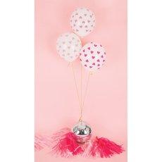 My Little Day Luftballons Herzen-5 Stück -listing