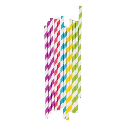 My Little Day Paper Straws - Set of 25-listing