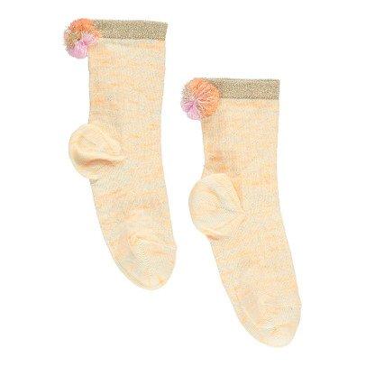 Simple Kids Socken mit Bommel Cutie -listing
