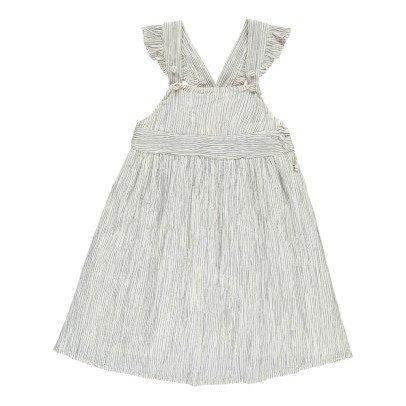 Louis Louise Gestreiftes Kleid Alexandra -listing