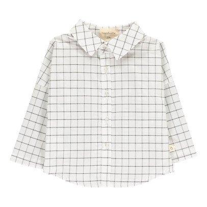 Bacabuche Camisa Ligera Cuadrados-listing