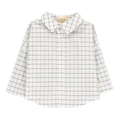 Bacabuche Checked Light Shirt-listing