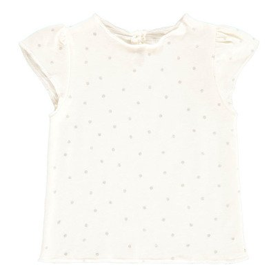 Louis Louise Butterfly Polka Dot T-Shirt-listing