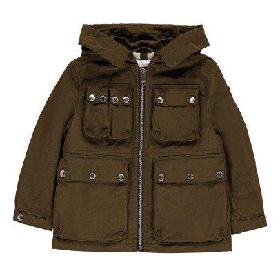 Burberry Gildrove Hooded Coat-listing