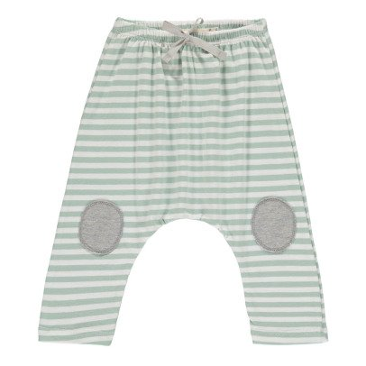 1+ IN THE FAMILY Sammy Striped Harem Trousers-listing
