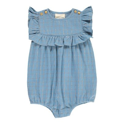 Louis Louise Elie Lurex Checked Baboteuse-listing