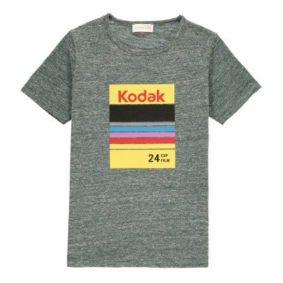 Simple Kids T-shirt Chiné Kodak-listing