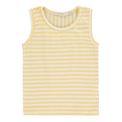 1+ IN THE FAMILY Hector Striped Vest Top-product