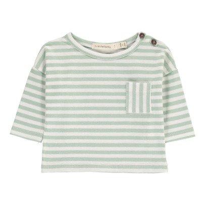 1+ IN THE FAMILY Camiseta Mangas Largas Rayas Nilo-product