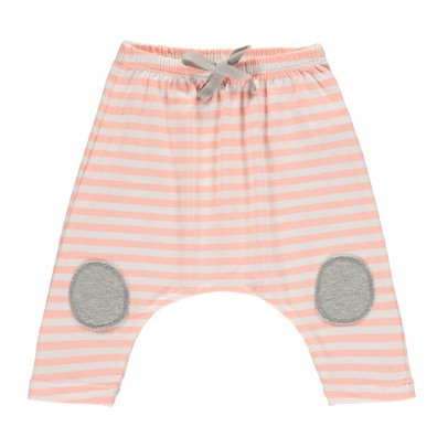 1+ IN THE FAMILY Sammy Striped Harem Trousers-product