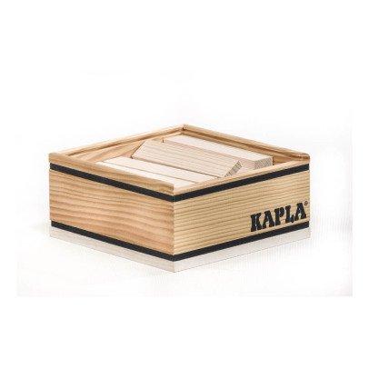 Kapla Coffret Carré 40 planchettes-listing