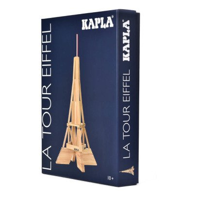 Kapla Cofanetto Tour Eiffel 105 tavolette-listing