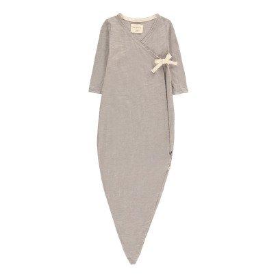 Bacabuche Pyjama Kimono aus Bio-Baumwolle -listing