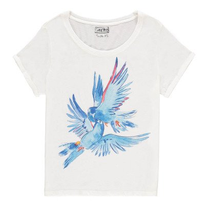 G.KERO T-Shirt Oiseaux-listing