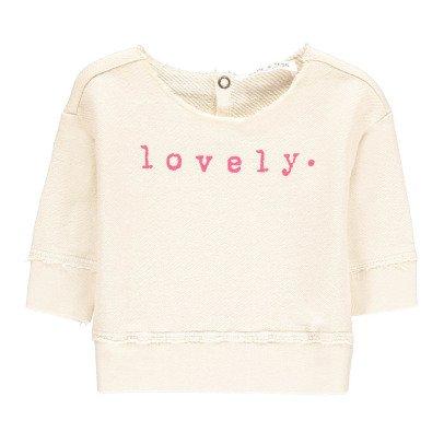 "Babe & Tess ""Lovely"" Sweatshirt-listing"