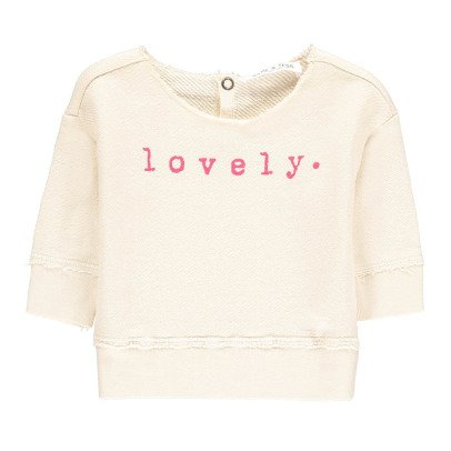"Babe & Tess Sweat ""Lovely""-listing"
