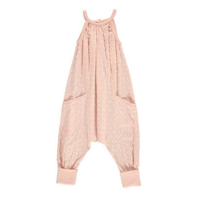 1+ IN THE FAMILY Allegra Spot Panel Jumpsuit-product