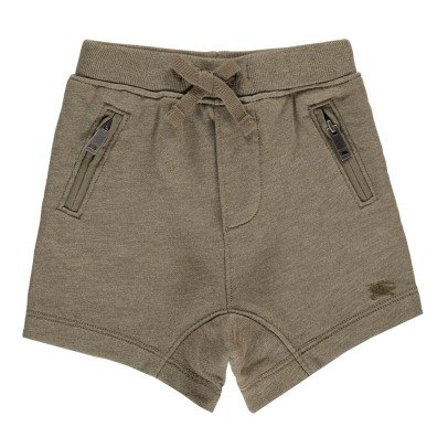 Burberry Mini Monty Fleece Shorts-listing