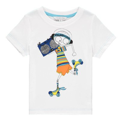 Little Marc Jacobs Rollerblade Mr Marc T-Shirt-product